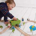 Lesene železnice, kot še nikoli
